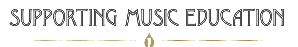 Supporting Music Education