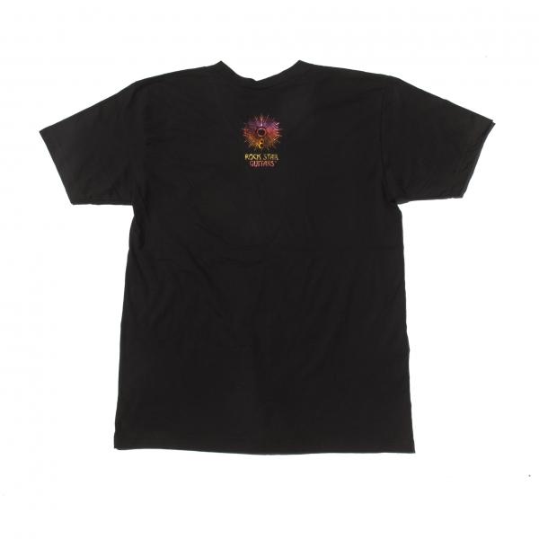 108 Rock Star Necklace Pick Shirt